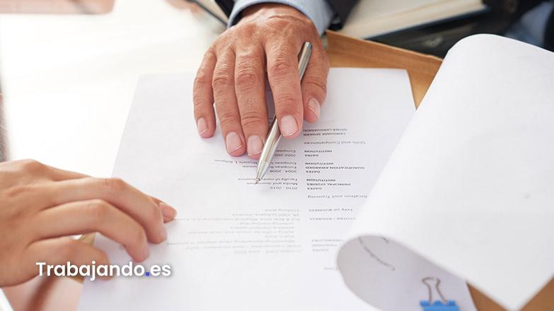 Cómo rellenar CV en OpenOffice