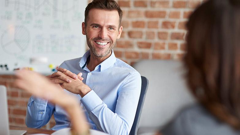 Supera una entrevista de trabajo con éxito
